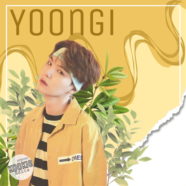 Yoongi🌼🌿 ~•~•~•~•~•~ My bias wrecker is here! Yoongi! This took me so long because of PicsArt, i was clicking the undo button because there was a random sticker in the middle of my edit, and when i clicked undo, it saved and then i clicked it again and everything was gone. Its hard to explain but if you were me you would no. So i had to start over. 😞😡 I hope you like this edit though!😋 i love you all!💕💜🌺 •tags• #bts #bangtanboys #bangtansonyeondan #btssuga #sugabts #minyoongi #yoongi  •next edit will be of Hobi•