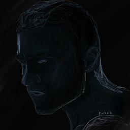 freetoedit drawing 2018artwork portrait outlines