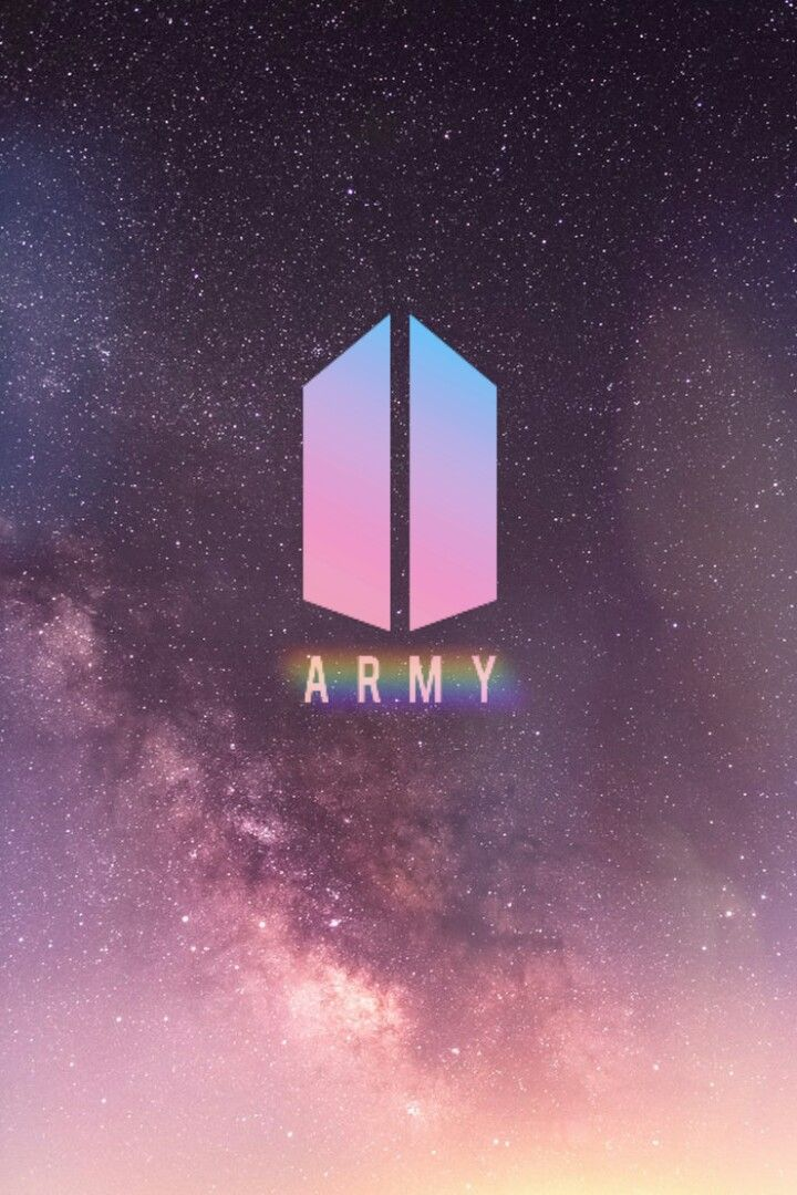 Bts Purple Galaxy Wallpaper