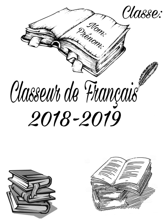 Page De Garde Français Image By Sonia Nevermind
