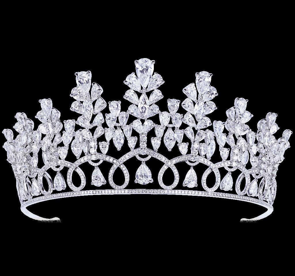Everyne Can Be A Princess Tiara Crown Jewels Gems Diamo
