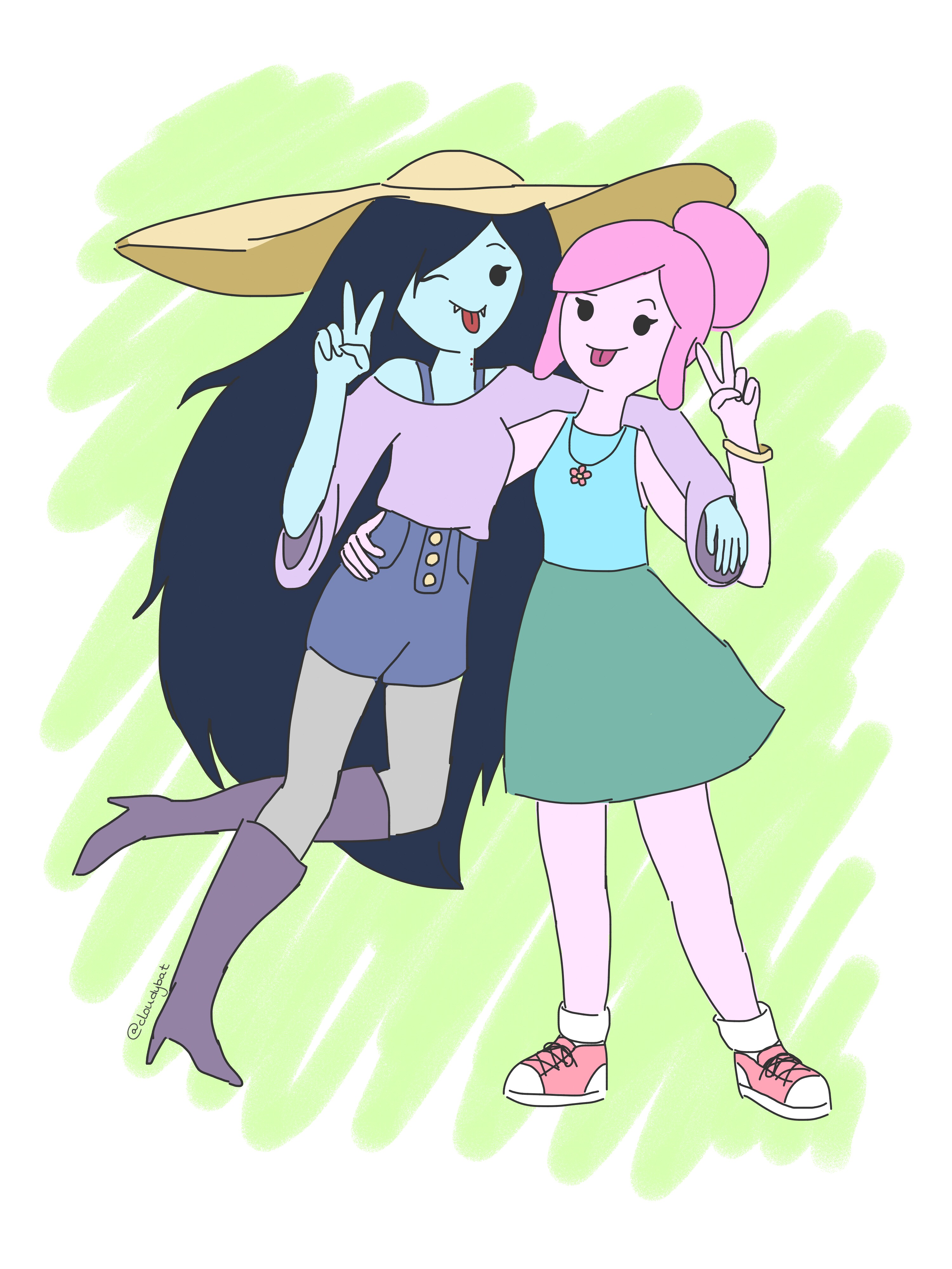 Awesome Marceline The Vampire Queen Images On Picsart Aesthetic Anime Jpg 3000x4000