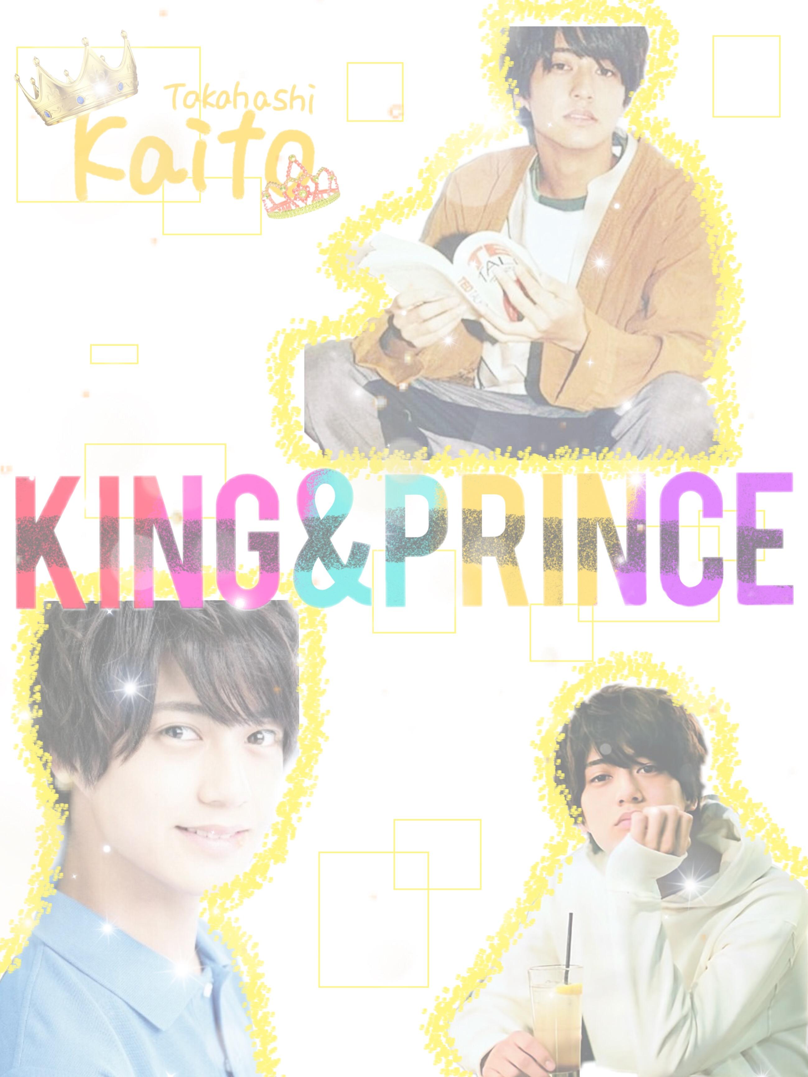 Freetoedit 壁紙 髙橋海人 キンプリ King Prince King Prince