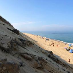 pcsummerthrowback summerthrowback freetoedit beach cliffs