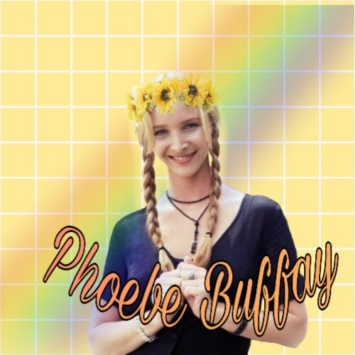 #freetoedit phoebebuffay