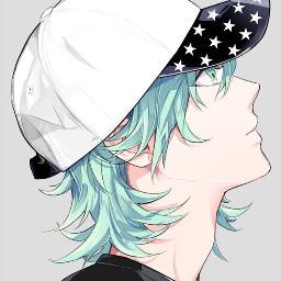 animeboy anime boy hat animehat animeboyfreetoedit animefreetoedit freetoedit