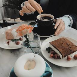 food treats sweet aesthetic colors