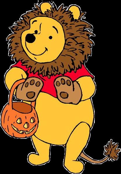 #pooh #Halloween #freetoedit