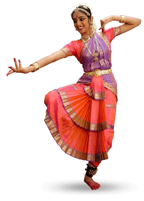 #indian dancing lady