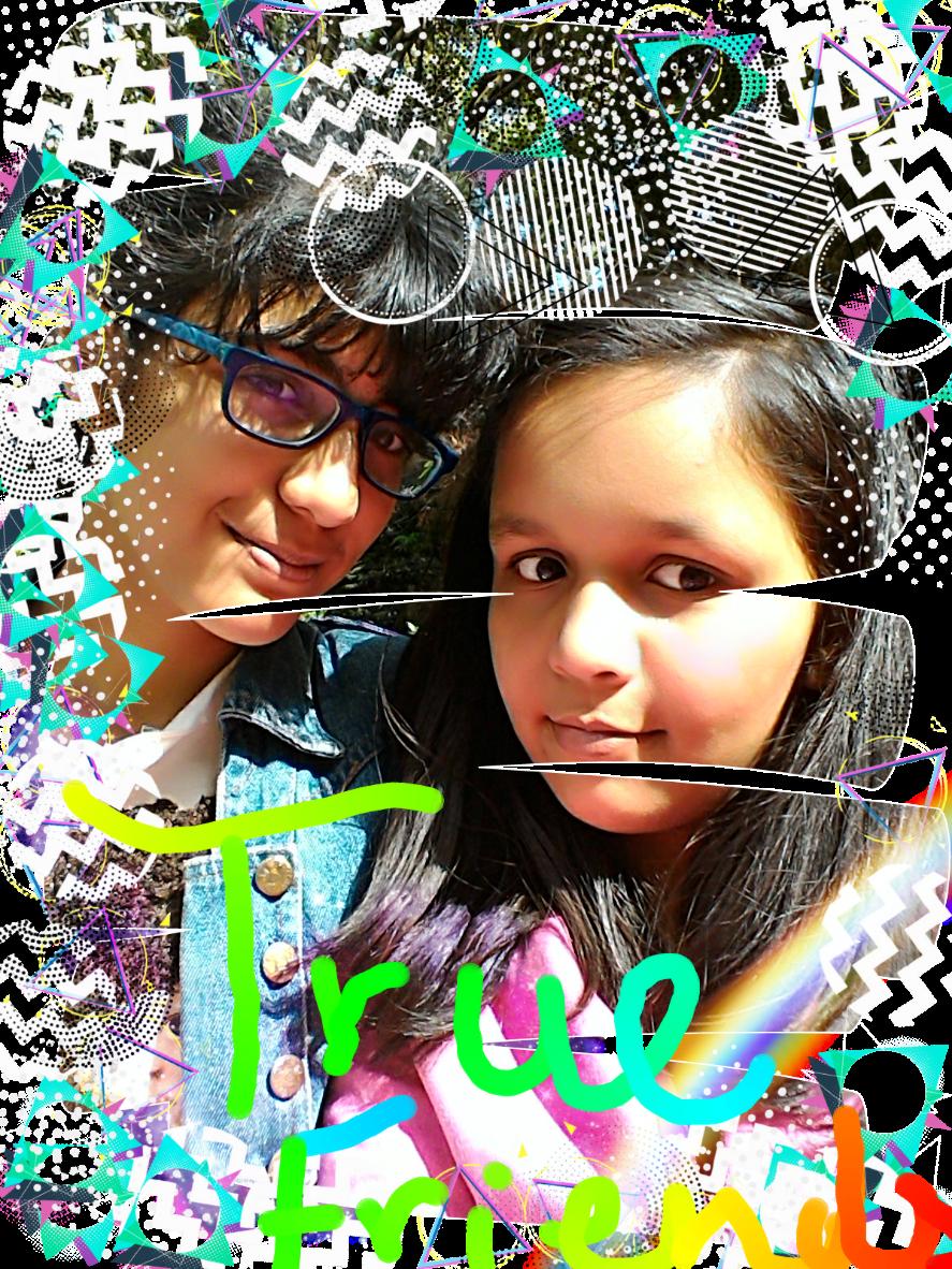 #True friends