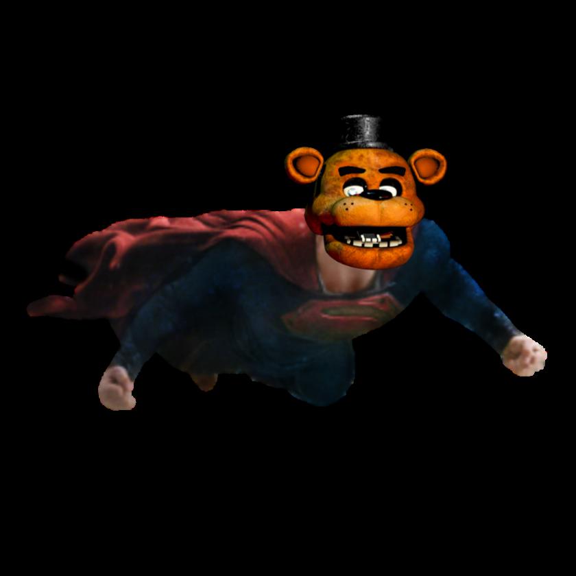 #FNaF #Superman #FreddyFazbear #Freddyman!
