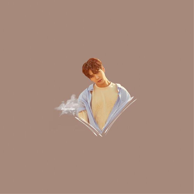 random edit three; wang jackson ✨  #freetoedit #got7 #got7jackson #jackson #wangjackson #kpop #brown #cloud #aesthetic