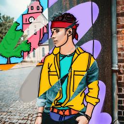 joelpimentel cnco dibujo colorido cool
