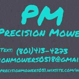 precisionmowers
