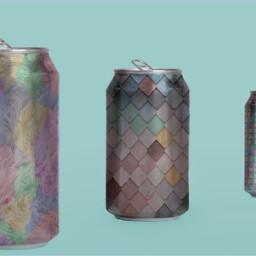 ircsilvermetalcan silvermetalcan cans chllenge colors freetoedit