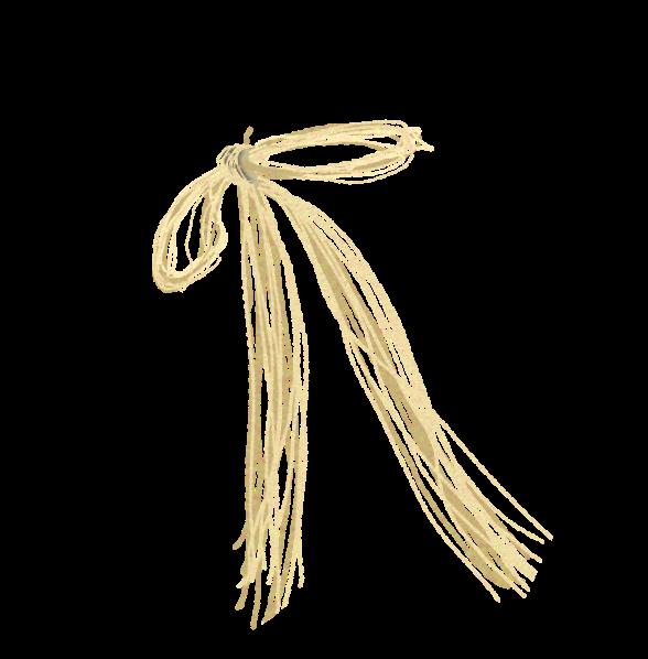 #mydrawing #raffia #tie #ribbon #bow