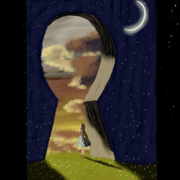 freetoedit dreamland magic night surrealism dcmydreamland