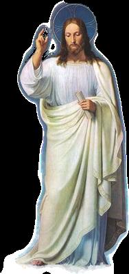 embrace jesus god savior superman