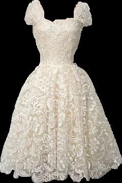 lace dress beige cream wedding