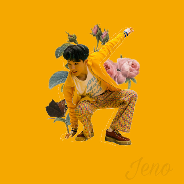 Comment which idol/idols you would like an edit of 😊💜 ~ ~ ~ ~ ~ ~ ~ ~ ~ #nct #nctjeno #jenonctdream #nctdream #nctdreamjeno #jeno #idol #idols #kpop #edit #yellow #flowers #fall #outline #words #letters #name