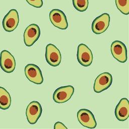 avocadoday avocado wallpaper background green freetoedit