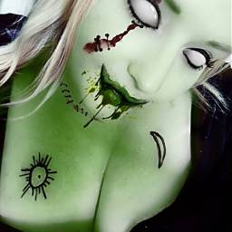 awesomeedit creepy gothic zombie props freetoedit