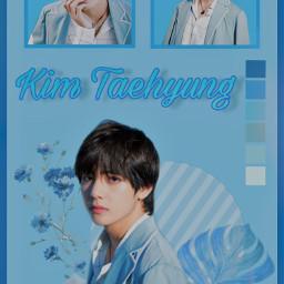freetoedit kimtaehyung lookscreen