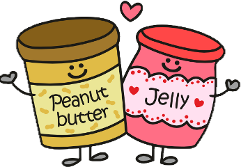 scjello jello peanut butter jelly