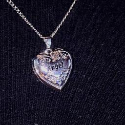 freetoedit pcjewelry jewelry heart necklace