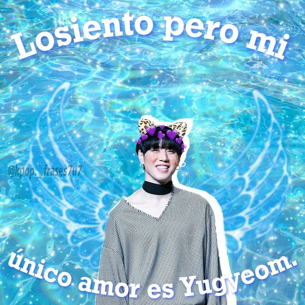 Kpop Yugyeom Got7 Frases Image By Nia Hyunggie