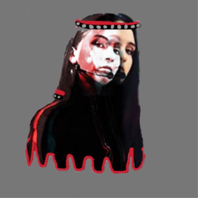 #redited #freetoedit Drippy edit for Paulina Villereal from The Warning⚡️ @picsart #music #TheWarning #thewarningrockband #DrippyEdit #Scary #October2018