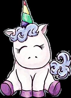 unicorn unicorns sticker challenge freetoedit
