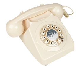 phone cord dial telephone retro