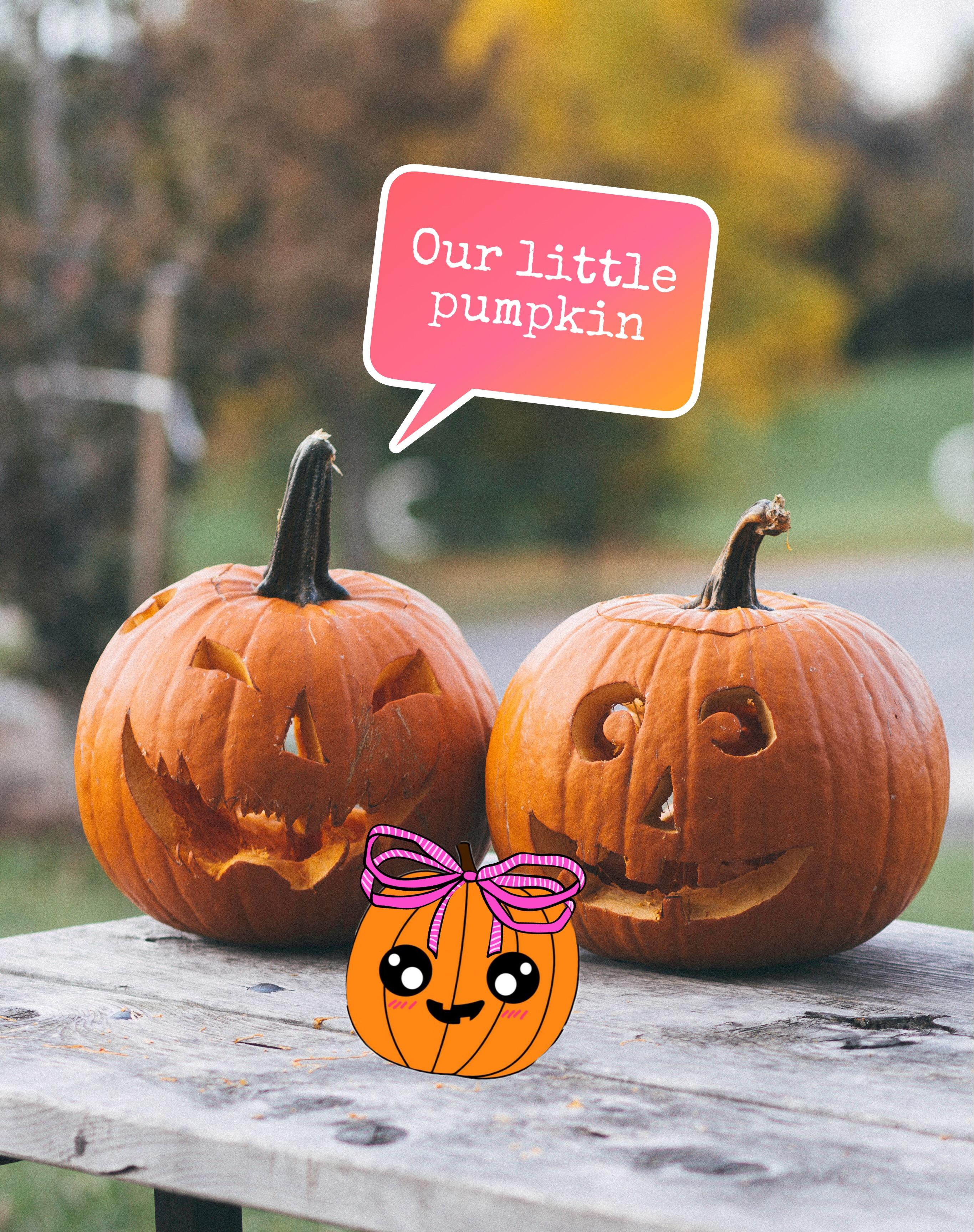 #freetoedit #pumpkin #baby