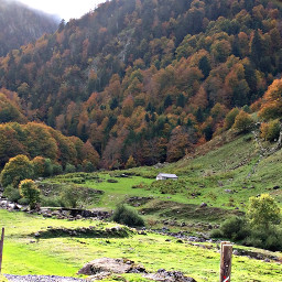 photography nature autumn mountain pyrenees freetoedit