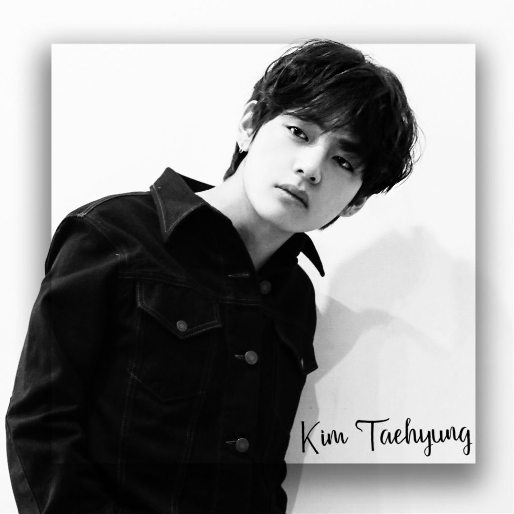 Bts black and white kim taehyung edit 🖤 bts btsarmy army btsedit