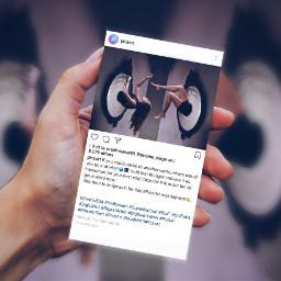 picsart enigmaart instagraminhand instagram picsartshoutout freetoedit