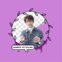 hwanghyunjin hwang hyunjin straykids stay freetoedit