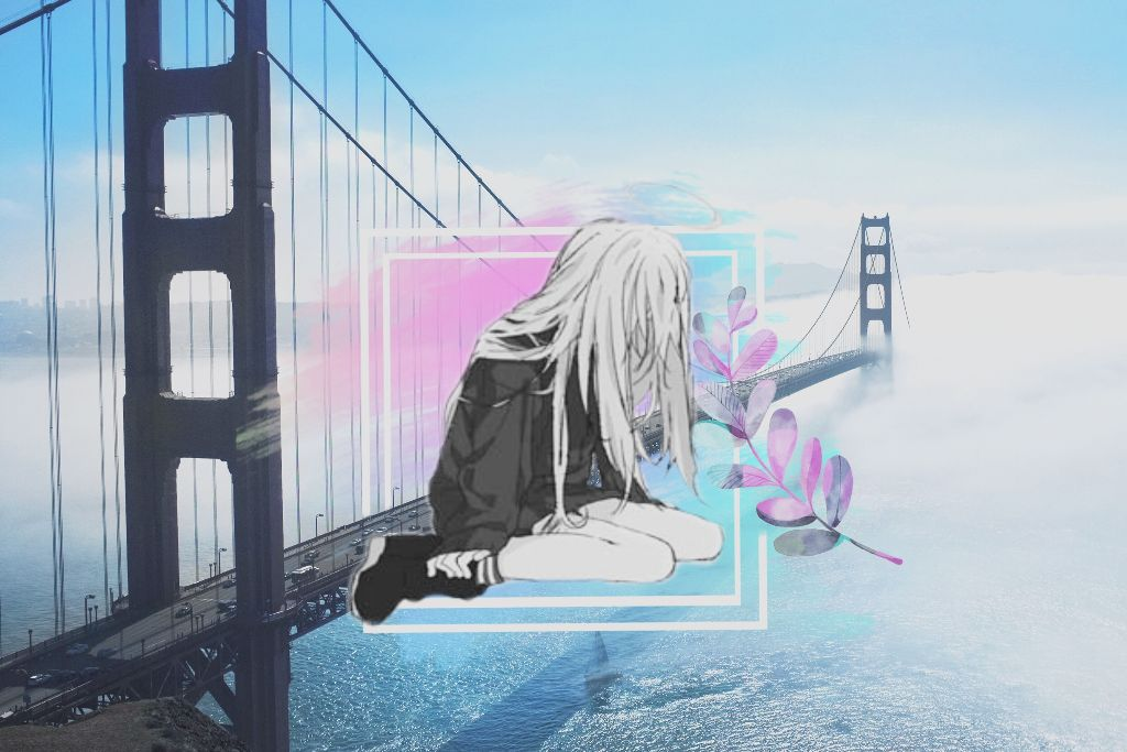 Tumblr Gambar Aesthetic Sad Girl Dunia Gambar
