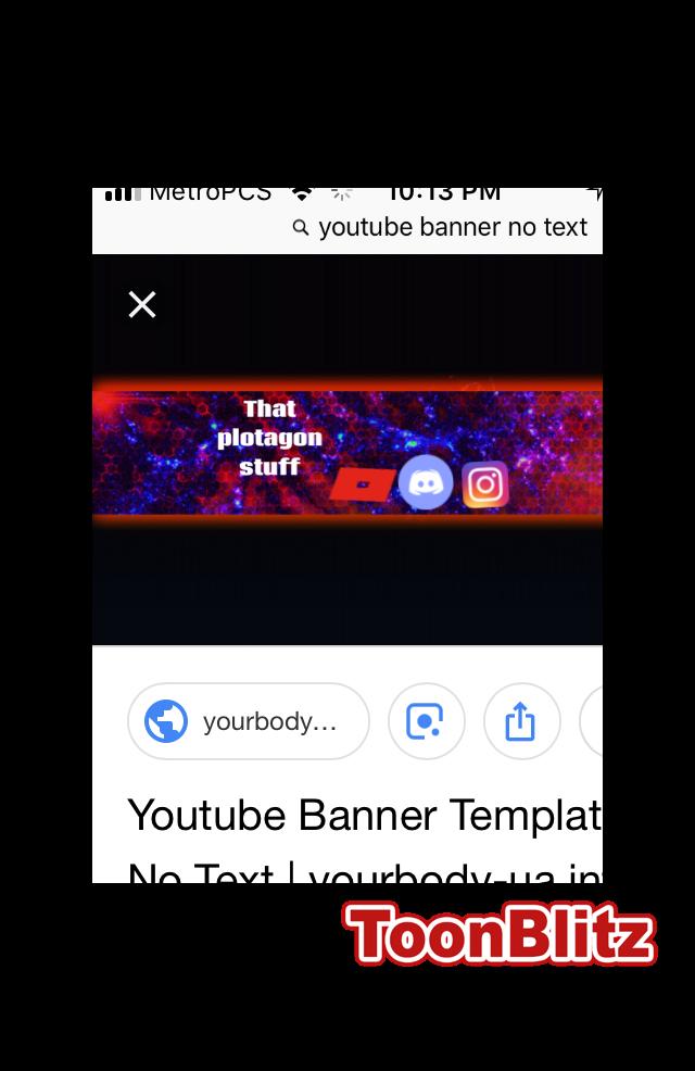 roblox discord instagram youtube banner