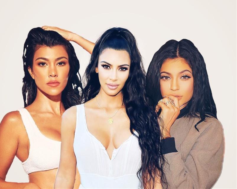 #freetoedit #kimkardashian #kyliejenner