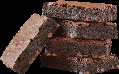 cake brownie food meal sweet