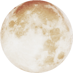 freesticker moon freetoedit