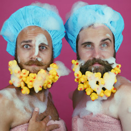 rubberduckies beards