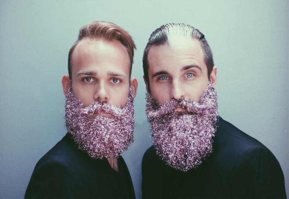 #glitterbeards