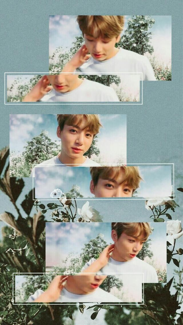 ; 🐇  . .  [ 💌 ] : #kpop #jungkook #jeonjungkook #jeongguk #wallpaper #bts   ib : jk wallpaper i've seen on Pinterest.(sorry this isn't original, i just felt like making it.)
