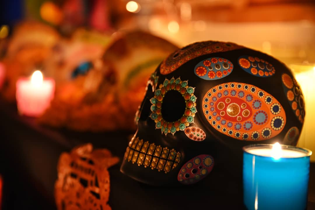 Día de muertos#diademuertos #dayofthedead #skull #calavera #calaveras #cempasuchil #traditional #mexico #México