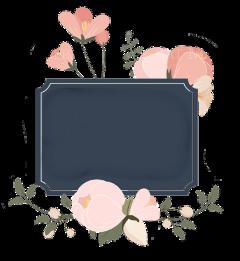 flowers invite invitation freetoedit