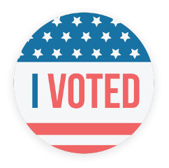 ivoted voted usa ftestickers freetoedit
