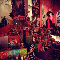palaciodegobiernochihuahua color cultura altardemuertos 2denoviembre